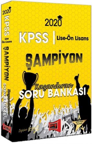 Yargı Yayınları 2020 KPSS Lise Ön Lisans GY GK Şampiyon Kazandıran Soru Bankası
