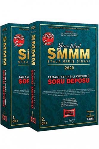 Yargı Yayınları 2020 SMMM Staja Giriş Sınavı Tamamı Ayrıntılı Çözümlü
