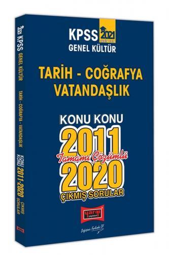 Yargı Yayınları 2021 KPSS Genel Kültür Konu Konu Tamamı Çözümlü Çıkmı
