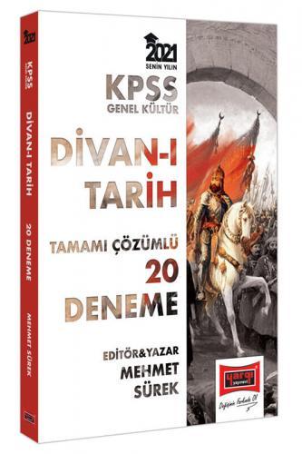 Yargı Yayınları 2021 KPSS Genel Yetenek Divanı Tarih Tamamı Çözümlü 20