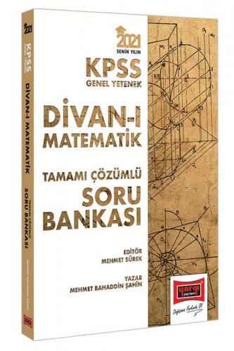 Yargı Yayınları 2021 KPSS Genel Yetenek Divanı Matematik Tamamı Çözüml
