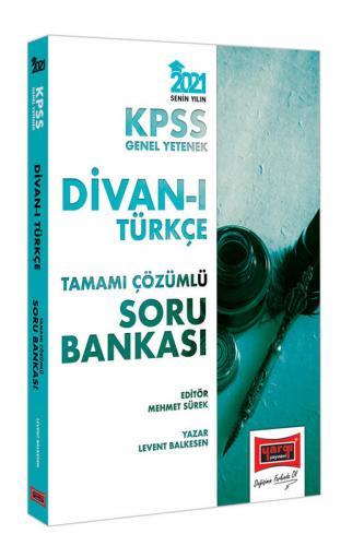 Yargı Yayınları 2021 KPSS Genel Yetenek Divanı Türkçe Tamamı Çözümlü S