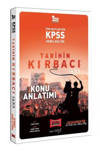 Yargı Yayınları 2021 KPSS Tarihin Kırbacı Konu Anlatımı Soner Karata