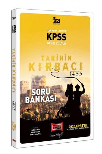 Yargı Yayınları 2021 KPSS Tarihin Kırbacı Soru Bankası Soner Karataş