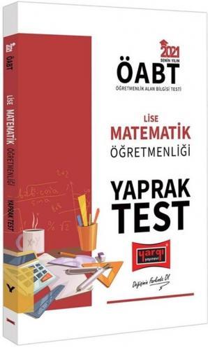 Yargı Yayınları 2021 ÖABT Fen Bilimleri Öğretmenliği Yaprak Test Komis