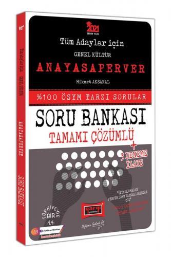 Yargı Yayınları 2021 Tüm Adaylar İçin ANAYASAPERVER Tamamı Çözümlü So