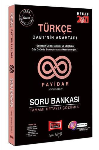 Yargı Yayınları 2021 Türkçe ÖABT nin Anahtarı Payidar Tamamı Detaylı Ç