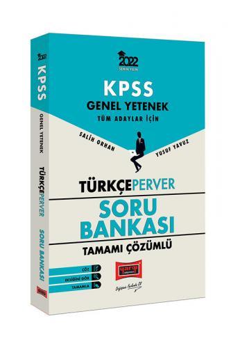 Yargı Yayınları 2022 Genel Yetenek TürkçePerver Tamamı Çözümlü Soru Ba