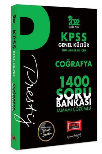 Yargı Yayınları 2022 KPSS Genel Kültür Coğrafya Prestij Seri Tamamı Çö
