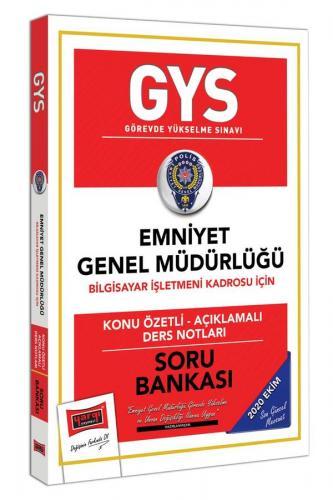 Yargı Yayınları GYS Emniyet Genel Müdürlüğü Bilgisayar İşletmeni Kad