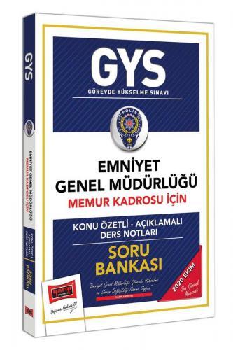 Yargı Yayınları GYS Emniyet Genel Müdürlüğü Memur Kadrosu İçin Konu