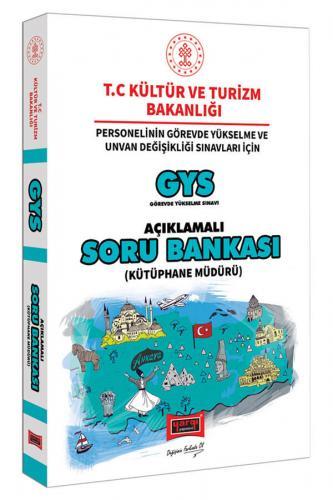 Yargı Yayınları GYS T.C. Kültür ve Turizm Bakanlığı Kütüphane Müdürü İ