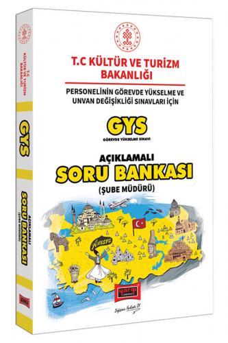 Yargı Yayınları GYS T.C. Kültür ve Turizm Bakanlığı Şube Müdürü İçin A