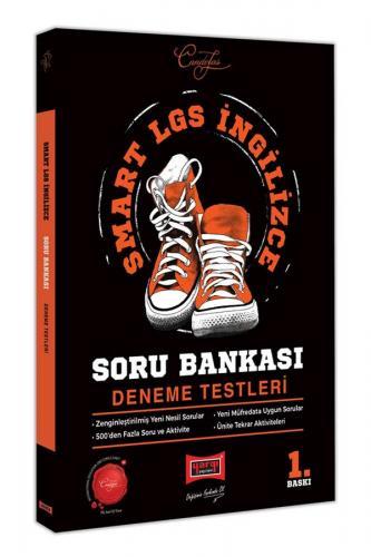 Yargı Yayınları Smart LGS İngilizce Soru Bankası Deneme Testleri Kom