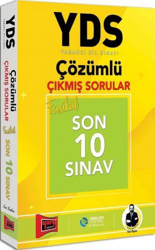 Yargı Yayınları YDS Son 10 Sınav Fasikül Çözümlü Çıkmış Sorular