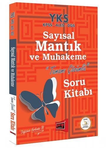 KELEPİR Yargı Yayınları KPSS ALES DGS Sayısal Mantık ve Muhakeme Soru