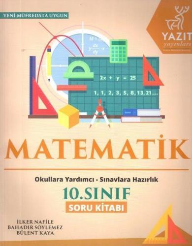 Yazıt 10. Sınıf Matematik Soru Bankası