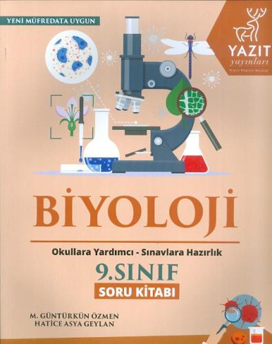 Yazıt 9. Sınıf Biyoloji Soru Kitabı