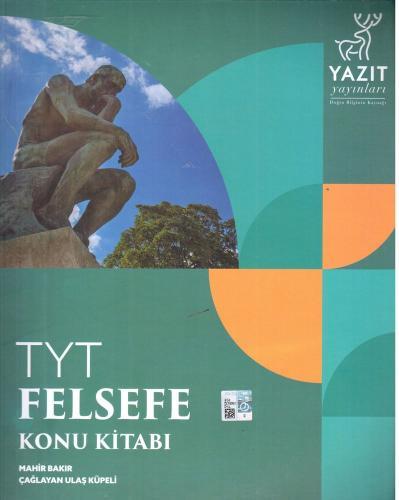 Yazıt Yayınları TYT Felsefe Konu Kitabı