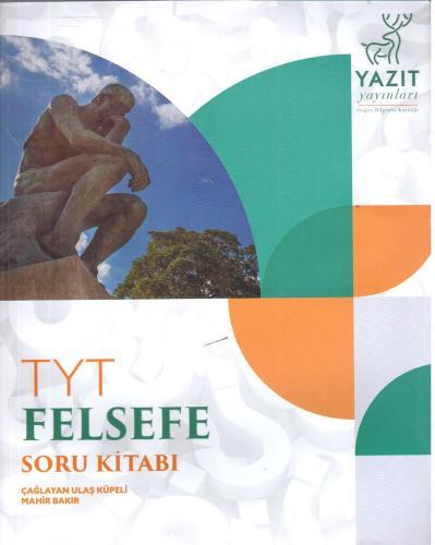 Yazıt Yayınları TYT Felsefe Soru Kitabı
