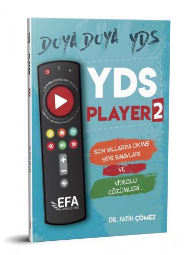 Benim Hocam Yayınları YDS Player 2 Son Yıllarda Çıkmış YDS Sınavları (EFA Serisi)