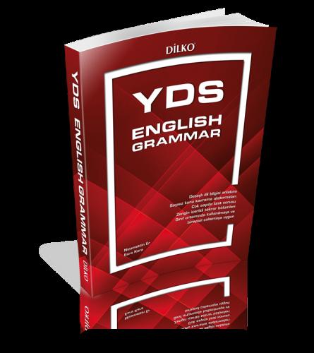 Dilko Yayınları YDS English Grammar Komisyon