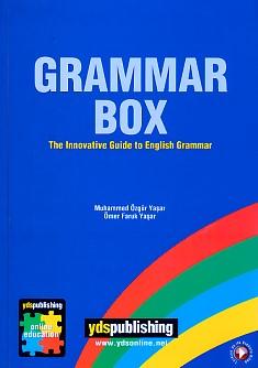 YDS Publishing Grammar Box