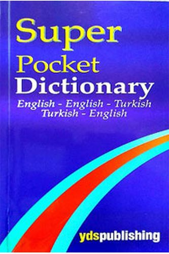 YDS Publishing Super Pocket Dictionary