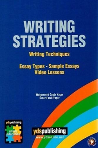 YDS Publishing Writing Strategies %35 indirimli