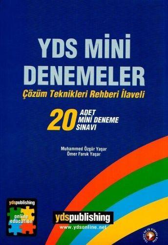 Ydspublishing Yayınları YDS 20 Mini Deneme Sınavı