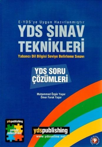 YDS Publishing YDS Sınav Teknikleri Video çözümlü - Muhammed Özgür Yaş