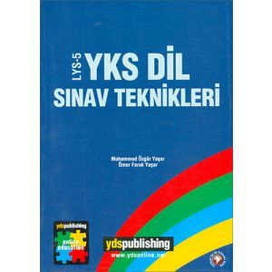 YDS Publishing YKSDİL LYS 5 Sınav Teknikleri