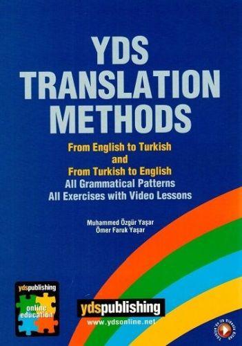 YDS Translation Methods - YDS Publishing