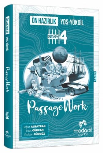 Modadil Passagework YDS YÖKDİL Ön Hazırlık Seviye 4