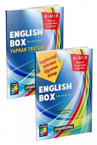 Ydspublishing Yayınları English Box İngilizceyi Sıfırdan Öğreten Kitap