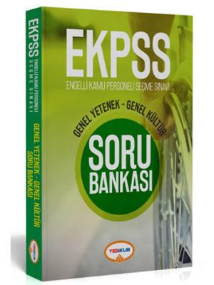 Yediiklim EKPSS Genel Yetenek Genel Kültür Soru Bankası