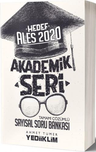 Yediiklim Yayınları 2020 ALES Sayısal Tamamı Çözümlü Soru Bankası Akad