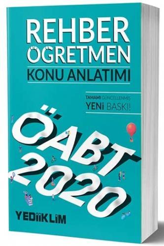 Yediiklim Yayınları 2020 ÖABT Rehber Öğretmen Konu Anlatımı