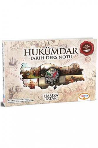 Yediiklim Yayınları 2021 KPSS Hükümdar Tarih Ders Notu Hamza Tatar