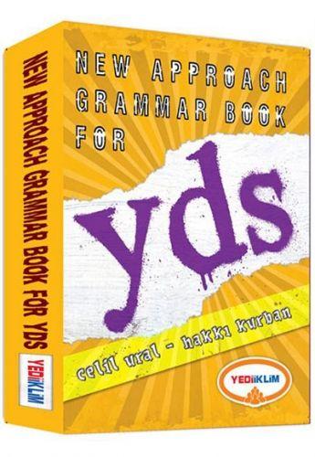 Yediiklim New Approach Grammar Book For YDS Soru Bankası
