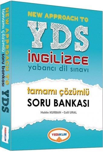 Yediiklim YDS İngilizce Tamamı Çözümlü Soru Bankası