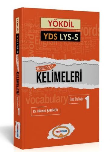 Yediiklim Yökdil YDS LYS 5 İngilizce Kelimeleri 1