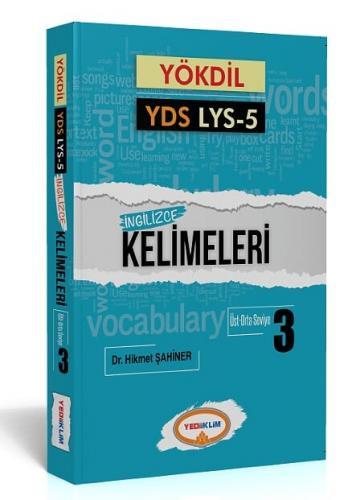 Yediiklim Yökdil YDS LYS 5 İngilizce Kelimeleri 3