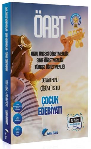 Yekta Özdil 2020 ÖABT Çocuk Edebiyatı 10 Adet Sınav Tadında Testi İlaveli