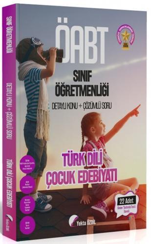 Yekta Özdil 2020 Sınıf Öğretmenliği Türk Dili ve Çocuk Edebiyatı 22 Adet Sınav Tadında Testi İlaveli