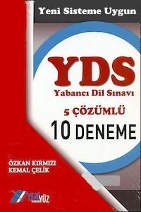 Yeniyüz YDS 5 Çözümlü 10 Deneme - Kampanyalı