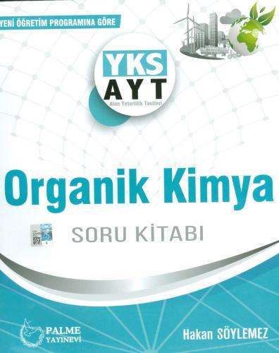 Palme AYT Organik Kimya Soru Kitabı