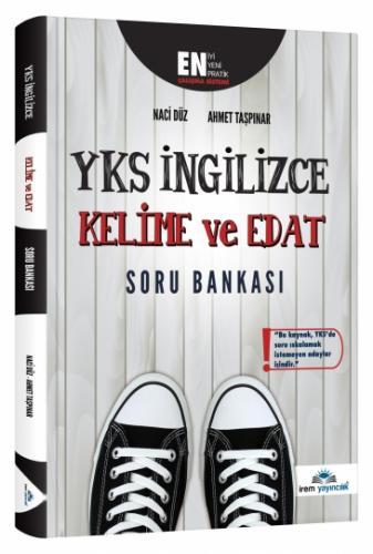 İrem YKS İngilizce Kelime ve Edat Soru Bankası