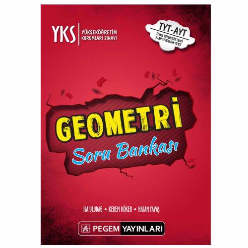 Pegem Akademi TYT AYT Geometri Soru Bankası