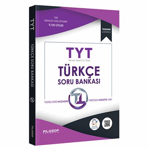 Filozof TYT Türkçe Soru Bankası